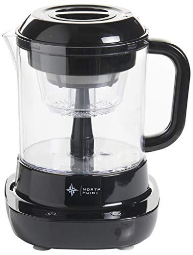 Northpoint Cold Brew Coffee Maker elektrische Kaffeemaschine Kaffeezubereiter 0,7L kalt zubereiteter Kaffee Tee