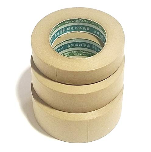 2' Water Activated GUMMED Kraft Paper Tape (1) 164' ROLL