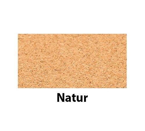 Korkstreifen in Natur 900 mm lang Kork Modellbau Basteln (900 x 22 x 10 mm)