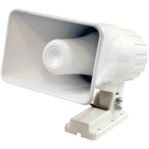 PYLE HOME PHSP4 6'' Indoor/Outdoor 50-Watt PA Horn...