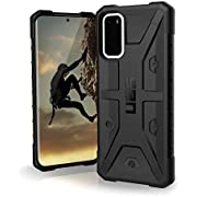 "Urban Armor Gear Pathfinder Samsung Galaxy S20 (6.2"") Coque Housse Etui (Antichoc, Compatible avec L'induction, Ultra Protection Bumper, Anti Rayure) - Noir"