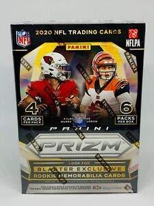 2020 Panini Prizm NFL Football BLASTER box (6 pks/bx)