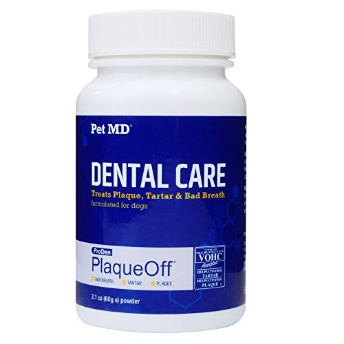 Top 10 best selling list for dog supplement for teeth