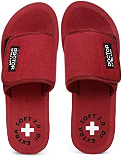 DOCTOR EXTRA SOFT Slipper for Women's - Orthopaedic and Diabetic Comfort Ortho Care,Pregnancy Flip-Flop, Slides and House ...