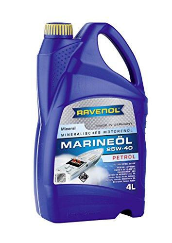 RAVENOL MARINEOIL PETROL SAE 25W-40 / 25W40 (4 Liter)