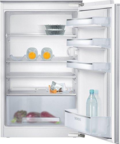 Siemens KI18RV52 iQ100 Einbaukühlschrank / A+ / 151 L / safetyGlas / Flachschanier