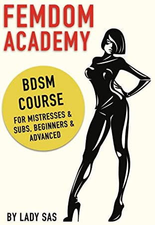 Femdom Academy SM Course for Mistresses Subs Beginners Advanced product image
