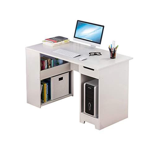 Bureau Computer Meubels Met Kast Laden En Desktop PC Tafelwerkstation(3 kleuren) HAODAMAI