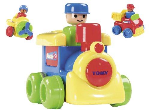 Tomy – Bizak Babies, véhicules gateadores