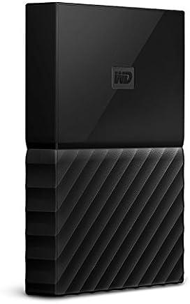 WD 4TB My Passport for Mac Portable External Hard Drive, USB-C/USB-A - WDBP6A0040BBK-WESE