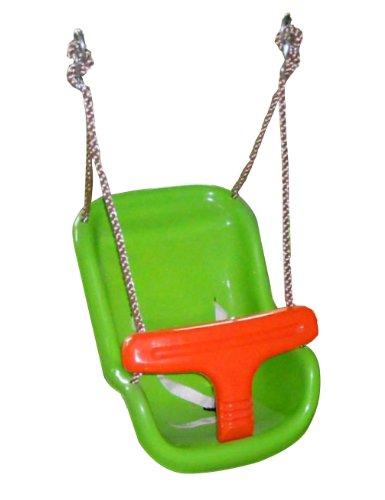New Plast 9710 - Seggiolino di sicurezza per altalena, in plastica