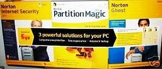 Norton Internet Security 2007 Ghost 12.0 Partition Magic 8.0 Bundle