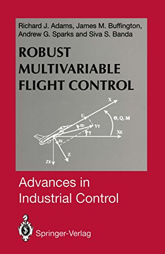 Robust Multivariable Flight Control Advances in Industrial