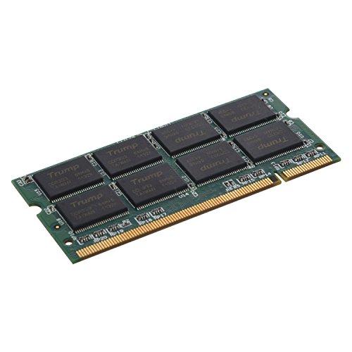 SODIAL(R) 1GB 1G DDR RAM Speicher Memory Laptop 333MHZ PC2700 NON-ECC PC DIMM 200 Pin