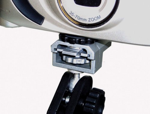 Pedco Quick Release Mount for Pedco Ultra Pod 1 and Ultra Pod Mini Tripods for Cameras, Phones, GPS and other Devices