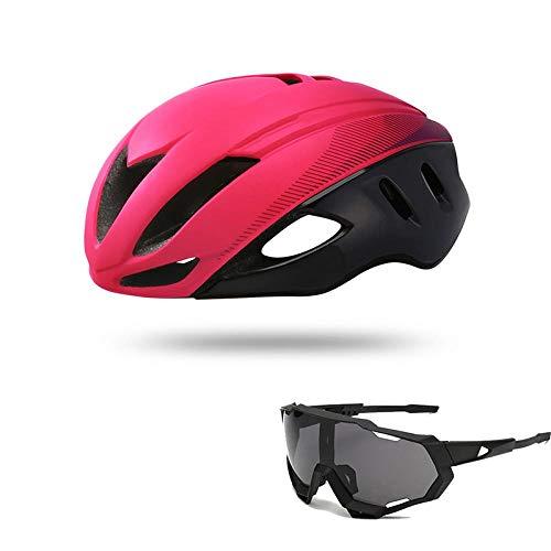 SFBBBO Bike Helmet Speed Aero Bike Helmet Aerodynamics Triathlon Cycling Helmet Bike Helmet Road Time Trial Bicycle Helmet Bicycle L58-62 cololr7