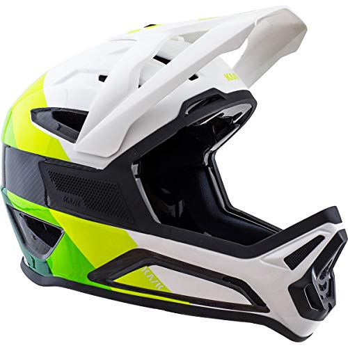 Kask Defender Fahrradhelm, grün, XL