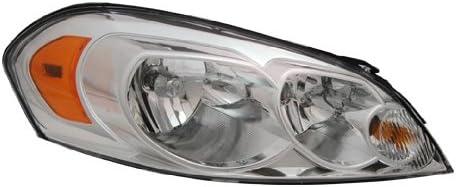 TYC 20-6745-00 Low price Chevrolet Impala Assembl Passenger New sales Headlight Side