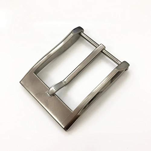 LITIST Hebilla de cinturón de aleación de Titanio Puro Heb
