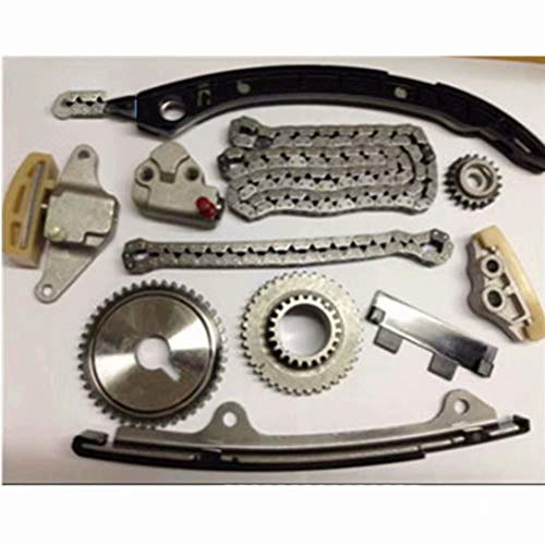 OEM QR25/T31 Timing Repair Kit Timing Chain Kit(11PCS) for NV350 / Caravan Bus (E26) 2.5 CNG