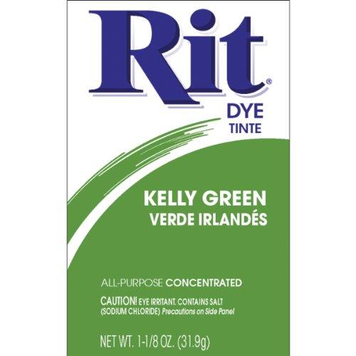 Rit 0340195 Dye Powder Kelly Green