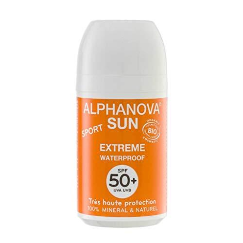 Alphanova - Protector solar spf 50 + roll-on 50 ml