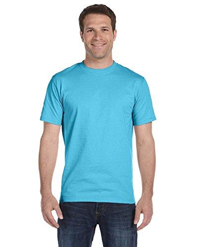 Hanes mens 5180 fashion t shirts, Blue Horizon, XX-Large US