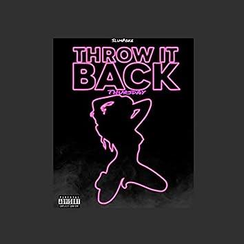 Throw It Back Thursday