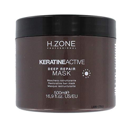 Masque Kératine Active H ZONE - 500 ml