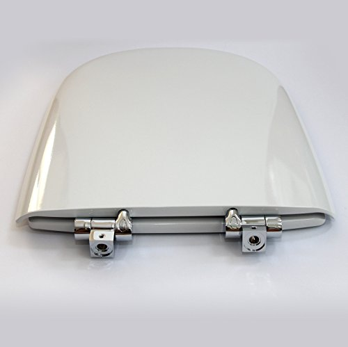 Roca Genuine Giralda WC Toilet Seat with Soft Close White