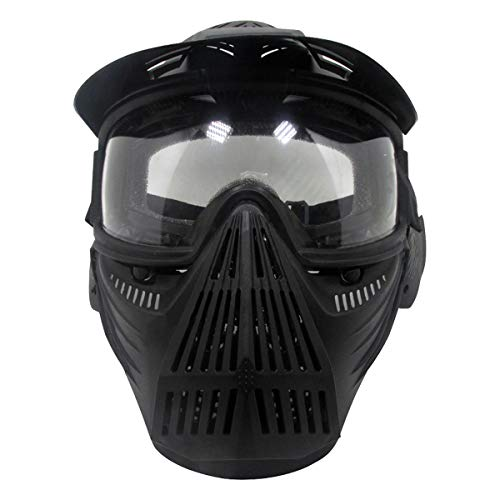 GlossTechnology CS Game Paintball Mask, Airsoft...