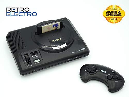 SEGA Mega Drive Maßstab, offizielles SEGA