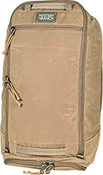 MYSTERY RANCH Mission Duffle Bag - Waterproof Luggage for Travel Bag Waxed Wood 55L