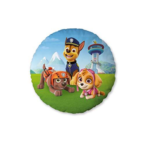 Paw Patrol Rundkissen