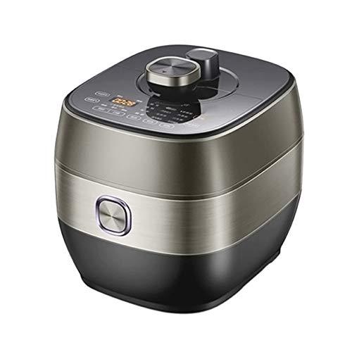 robot cocina Inteligente olla de presión eléctrica for uso doméstico, Multi Función Reservados Arrocera, 5l de gran capacidad vesícula biliar doble caldera, Funcionamiento de la interfaz aérea