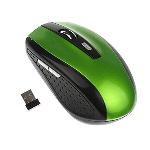 Vqxrhf Une Souris sans Fil avec Ordinateur Portable de Jeu de Bureau Version Batterie silencieuse et Non légère à économie d'énergie