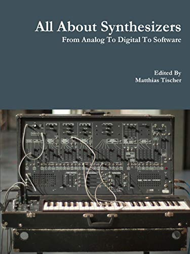 All About Synthesizers - From Analog To Digital To Software