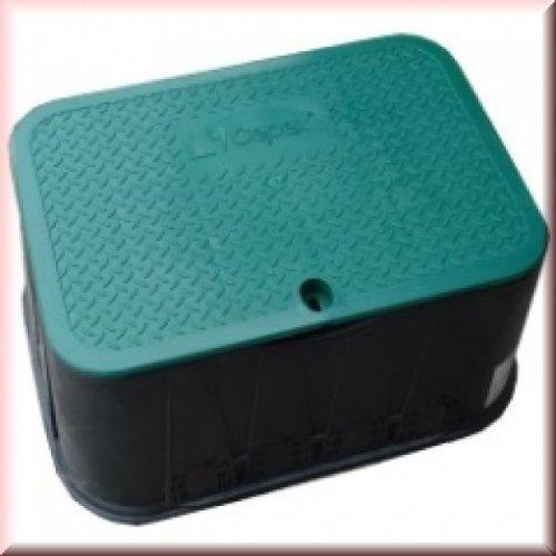 fluidra 02675–RECTANG. Sockel mit Schraube Schließung Klappe