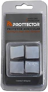 PROTETOR AURICULAR/OUVIDO SILICONE C /4