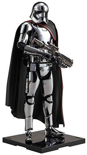 Star Wars Captain Phasma 1/12 scale Maqueta Plastic Model [Importado de Japón]