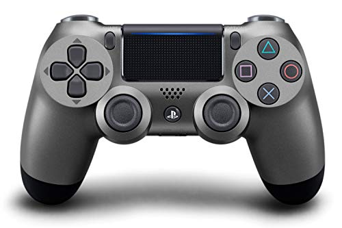 PlayStation 4: DualShock 4 Steel, Black - Special Edition