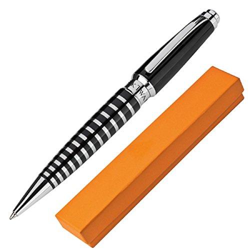 Mark Twain Kugelschreiber mit Drehmechanik und Metall-Großraummine von notrash2003