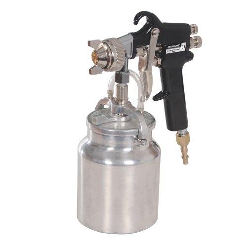 Silverline 763556 - Pistola pulverizadora (presión alta)