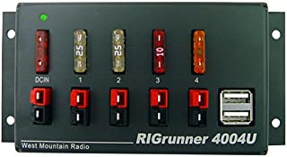 RR-4004U-C RIGrunner Power Strip w/USB