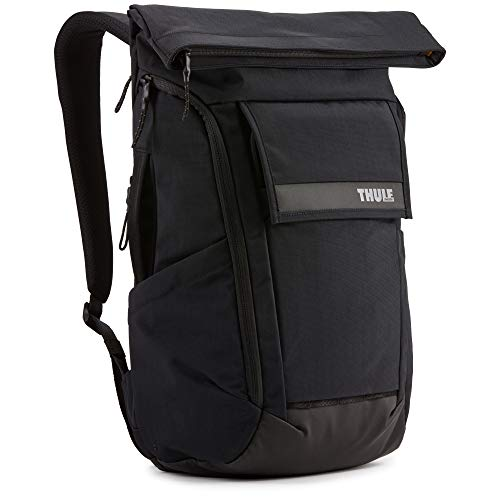 Thule Paramount 2 24 Litre Backpack with 15.6 Inch Laptop Slot, Black