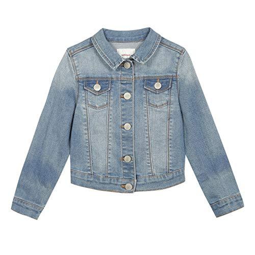 Catimini Mädchen Cq40005 Veste Blazer, Blau (Indigo 46), 8 Jahre (Herstellergröße: 8A)