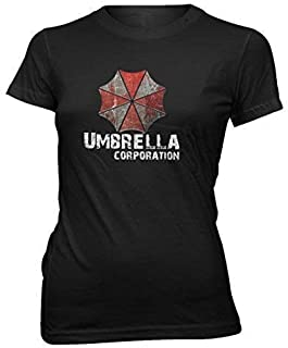 Resident Evil Camiseta para Señoras Umbrella Corporation Game- Movie -tee-hemd S hasta XXL