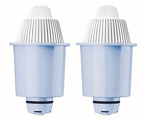 パナソニック ポット型ミネラル浄水器交換用カートリッジ(2個入) TK-CP21C2