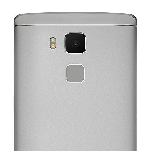 Vernee Apollo Lite 4G Smartphone 5,5 Zoll Android 6.0 Helio X20   64-bit Deca Core 4GB RAM+32 GB ROM 5MP + 16MP Dual Kameras   Silber
