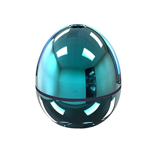 Mini humidificador, humidificador USB portátil con forma de huevo de 100 ml, máquina de niebla, humidificador de aire de escritorio